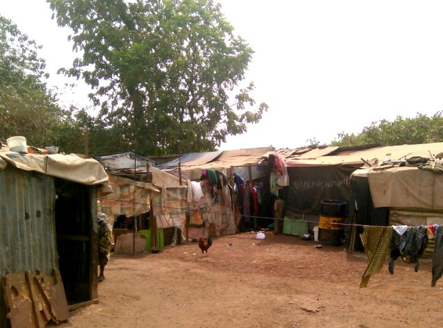 Durumi IDP Camp