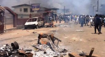 Ethnic Tension Rises Over Hausa, Yoruba Clash In Ife