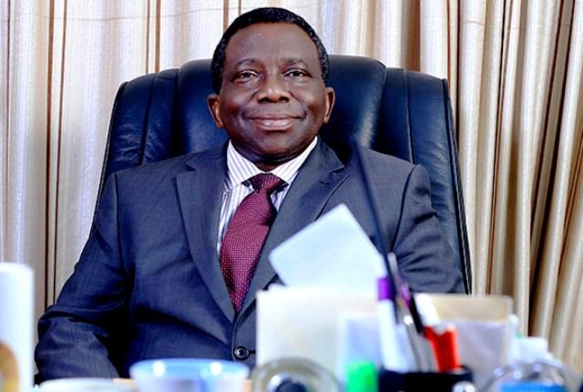 Minister of Health, Isaac Adewole