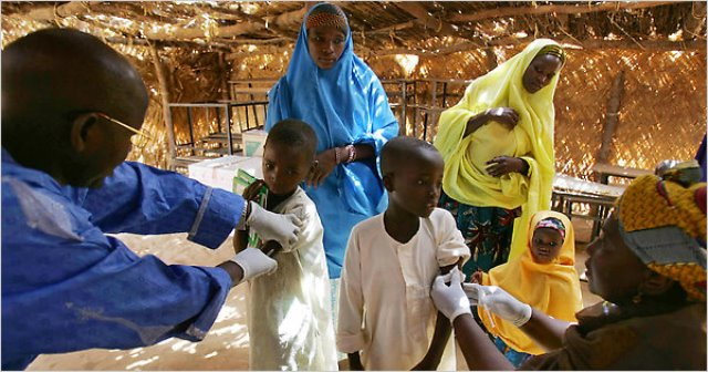 Heat Wave - Meningitis Kills Over 200 Nigerians