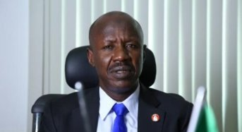 Magu To Speak In London On Anti-Corruption Fight