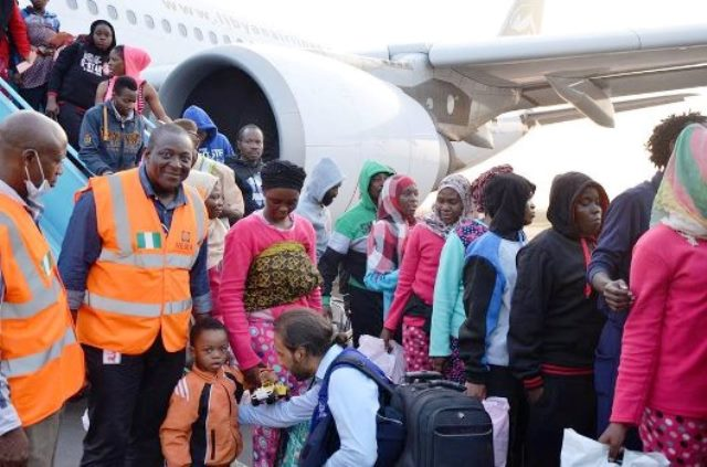 More Migrant Nigerians To Return Home As Xenophobia Rises