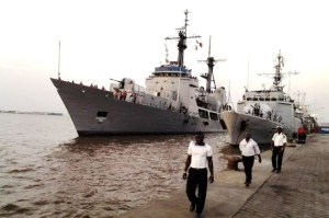 Multi-National Naval Exercise Kicks Off In Nigeria Thursday