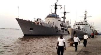 Multi-National Naval Exercise Kicks Off In Nigeria Thursday