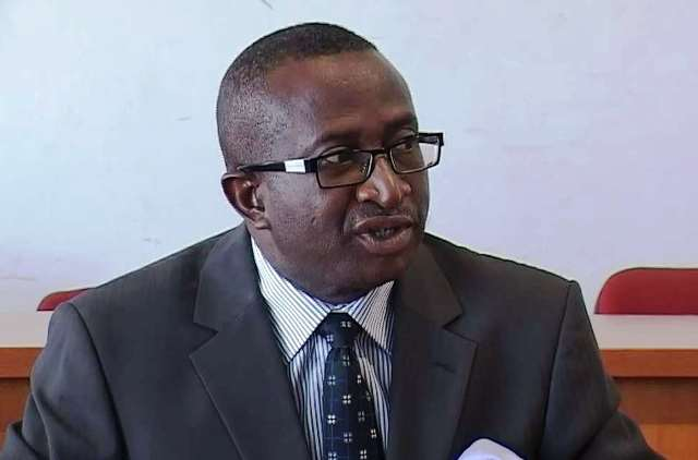 Chairman of the NDDC Victor Ndoma-Egba