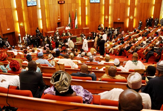 Senate Protests Disregard By Presidency, Refuses To Screen REC Nominees