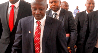 Senate Rejects Magu As EFCC Chairman For 2nd Time