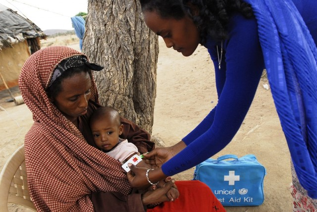 UNICEF on hunger