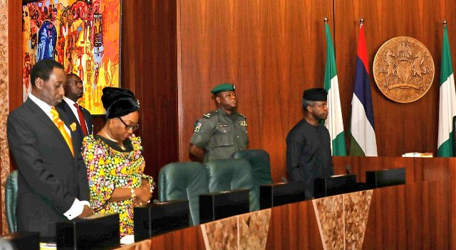Again Buhari Absent Fro FEC Meeting