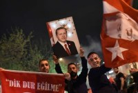 Celebration, Protest Greet Turkey's Referendum Result