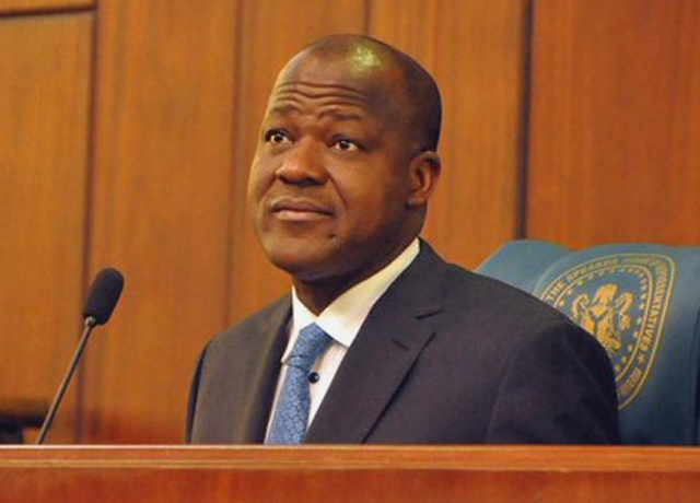 Speaker of the House of Representatives, Yakubu Dogara
