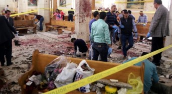 Egypt Declares State Of Emergency Over Palm Sunday Bombings