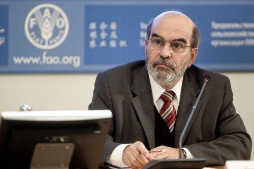 Director General of the FAO, Jose Graziano da Silva