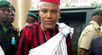 Nnamdi Kanu Dissociates Self From Radio Biafra America