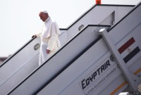 Pope Francis In Egypt, Aims To Improve Christian-Muslim Relations