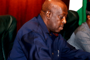Suspended SGF, Babachir Lawal