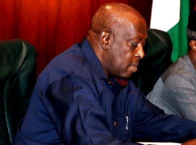 Former SGF, Babachir Lawal was suspended on Wednesday by President Buhari