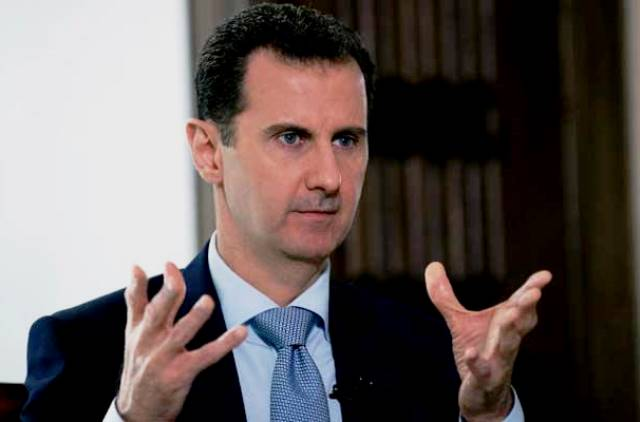 Syrian President, Bashir Al-Assad