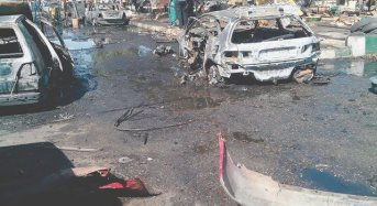 Suicide Bomb Attack Kills Seven In Borno