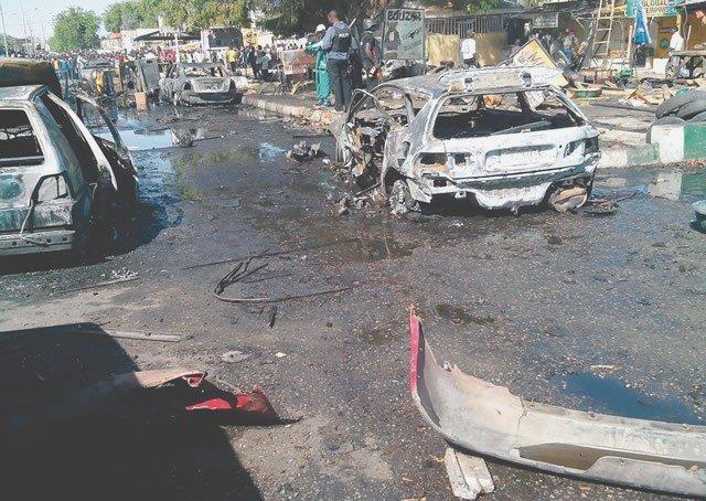 Three Suicide Bomb Attacks Kill Five In Maiduguri