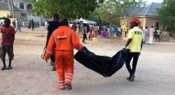Two Die In Maiduguri Suicide Bomb Attack