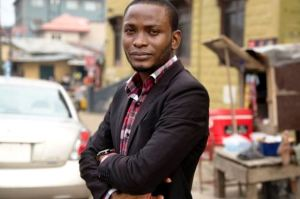 27-year old Godwin says he developed the Tuteria App following his experience as a tutor