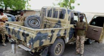 Army Clears Terrorists At Lake Chad Basin