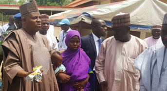 Borno Govt Shelves Plan To Return IDPs Home
