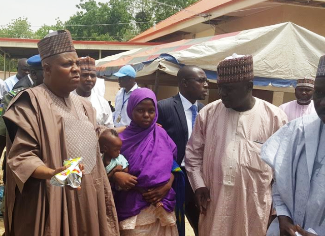 Borno Govt Shelves Plan To Return IDPs