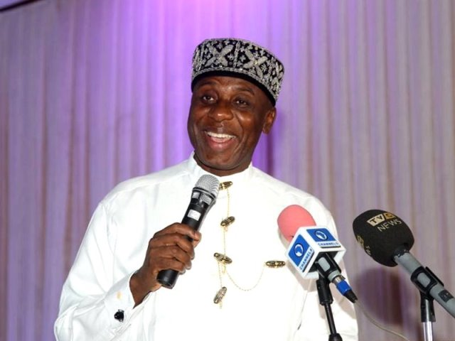 Minister of Transportation, Rotimi Amaechi