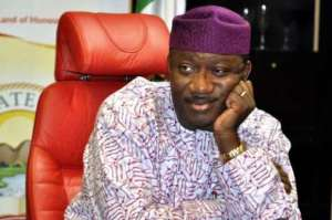 Former Governor of Ekiti State and current Minister of Solid Minerals, Kayode Fayemi