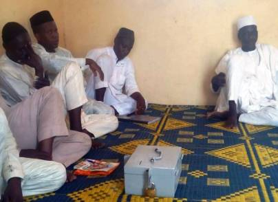Members of Himma Group in Fufore Local Government, Adamawa state