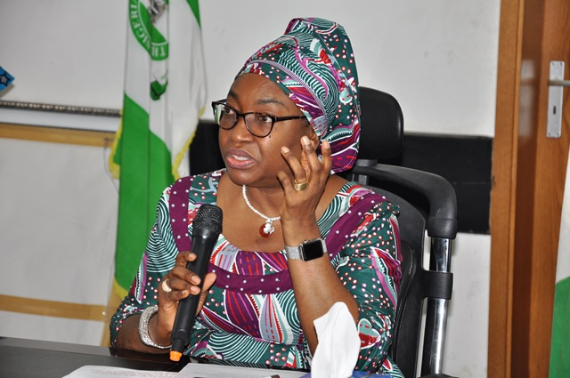 Head of the Civil Service of the Federation, Winifred Oyo-Ita