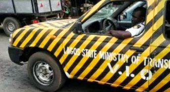 Lagos Bans VIO, Limits FRSC To Highways