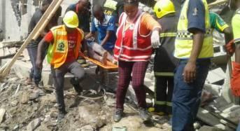 Lagos Govt Blames Developer For Building Collapse