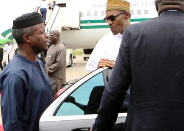 Minister Explains Buhari's Letter On Handover