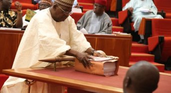 Senate To Pass 2017 Budget May 11