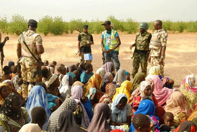 Troops Clear Terrorists Rescue 998 Persons