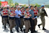 Turkey Begins Mass Trial Of Suspected Coup Plotters