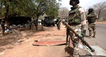 Two Soldiers Injured In Borno Suicide Bomb Attack