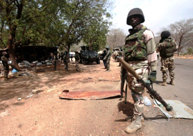 Two Soldiers Injured In Suicide Bomb Attack In Borno