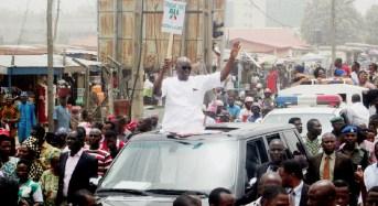 EXTRA: Ekiti PDP asks God to scatter APC