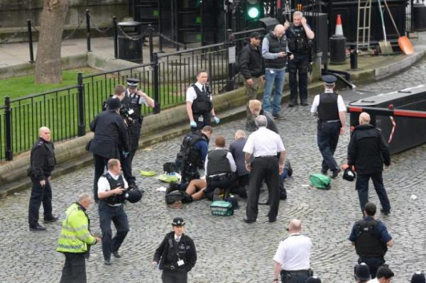 Ploice shot down the London Bridge attackers within 8 minutes of receiving distress call