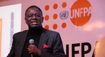 GOODBYE: Osotimehin didn't want women to die — but now he himself has