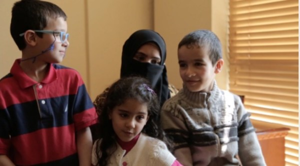 al-Baghdadi Children