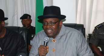 Ex-Bayelsa lawmakers enacted law enlisting ex-govs for pension — now they want to be part of it