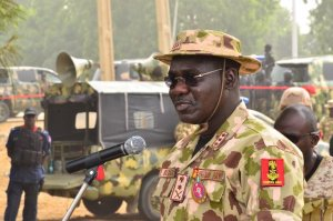 Produce Shekau dead or alive within 40 days, Buratai orders