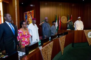 FEC meeting cancelled, Buhari to receive suspended SGF report