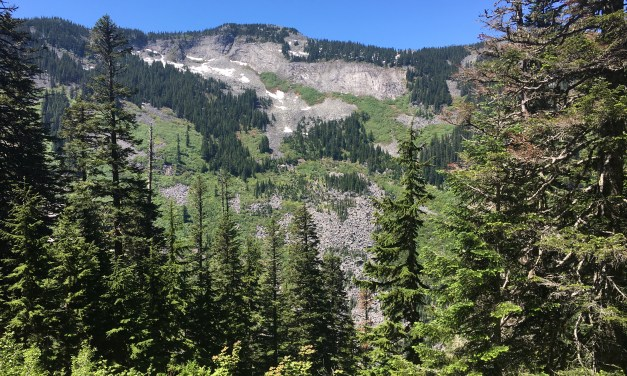 Hiking: Annette Lake