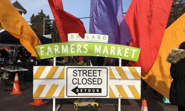 The Ballard Farmers Market